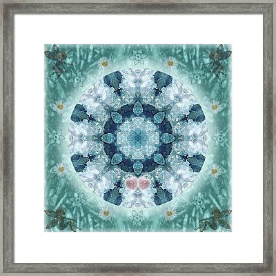 Eloquence Framed Print by Alicia Kent