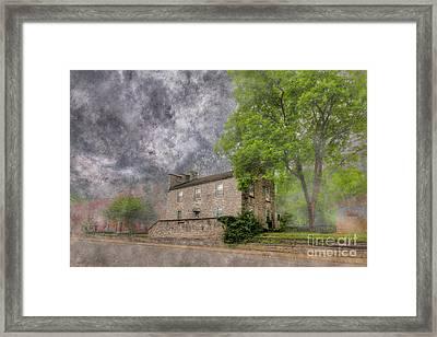 Eloy Lecompte House  Framed Print