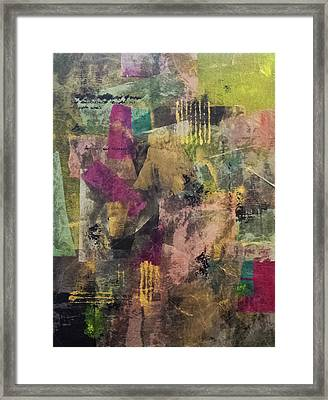 Elusive Framed Print