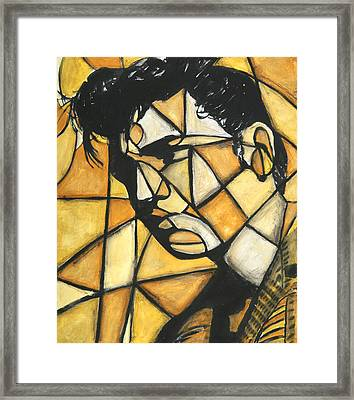 Elvis Presley Framed Print by Photography AndArtwork