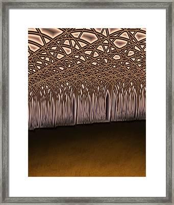 Elysian Fields Framed Print by Vic Eberly