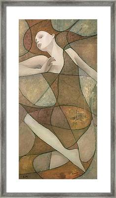 Elysium Framed Print by Steve Mitchell