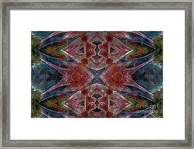 Embellished Revelation Framed Print by Jolanta Anna Karolska