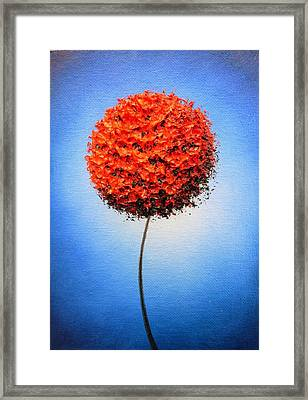 Emboldened Framed Print by Rachel Bingaman
