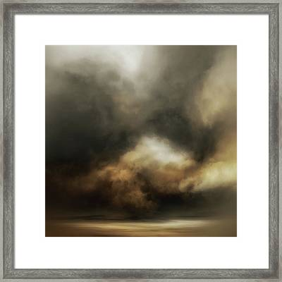 Embrace Framed Print by Lonnie Christopher