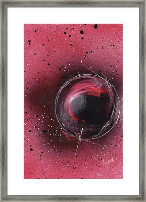Embryonic Framed Print by Jason Girard