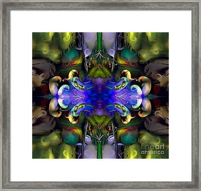 Embryonic Journey Framed Print