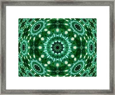 Emerald  Framed Print by Thomas  MacPherson Jr