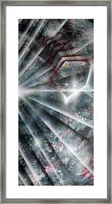 Emergence Framed Print by Leigh Odom