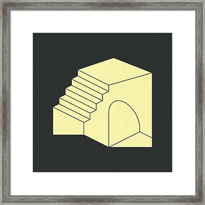 Emergency Exits 31 Framed Print