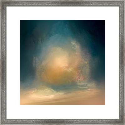 Emerging Framed Print by Lonnie Christopher