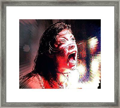 Emily Rose Framed Print by John Prestipino