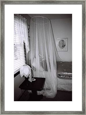 Emily's Room Framed Print