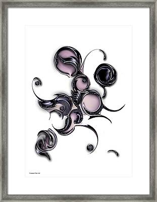 Emotional Creation Framed Print