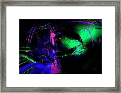 Emotions Framed Print
