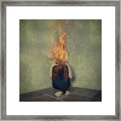 Empath Framed Print