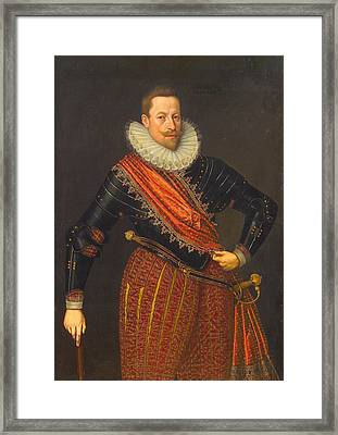 Emperor Matthias Framed Print