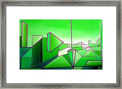 Emperor S Vision 1.21 Framed Print by Giro  Tavitian