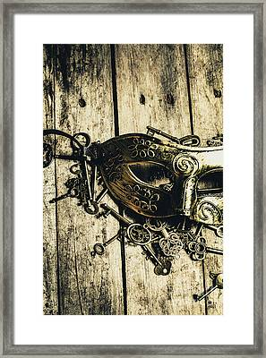 Emperors Keys Framed Print by Jorgo Photography - Wall Art Gallery