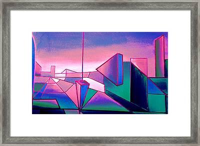 Emperors Vision 2.0 Framed Print by Giro  Tavitian