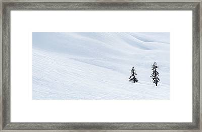 Emptiness Framed Print by Svetlana Sewell