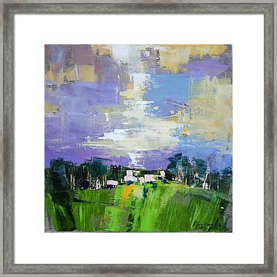 Enchanted  Framed Print by Anastasija Kraineva
