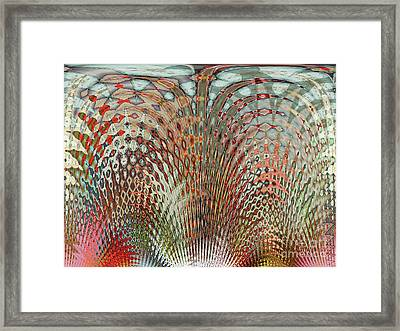 Enchanted Framed Print by Ann Johndro-Collins