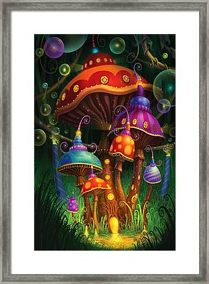Enchanted Evening Framed Print
