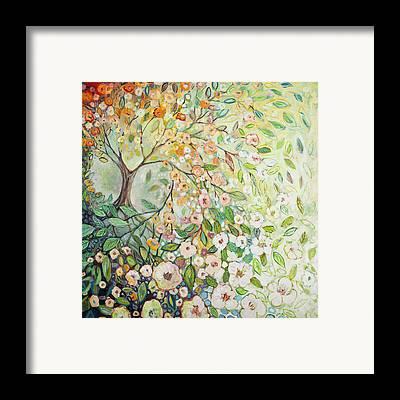 Dogwood Framed Prints