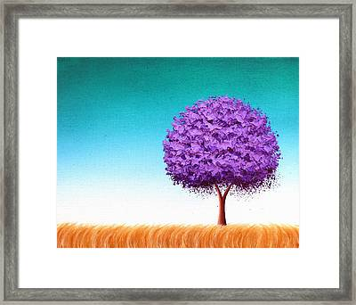 Enchanted Places Framed Print