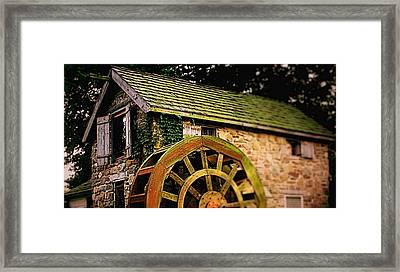 Enchanted Framed Print by Rodney Lee Williams