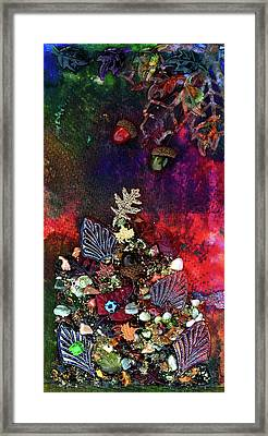 Enchanted Twilight Framed Print by Donna Blackhall