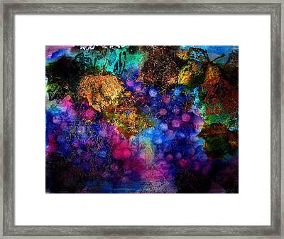 Enchanted Vineyard Framed Print by Anne Duke