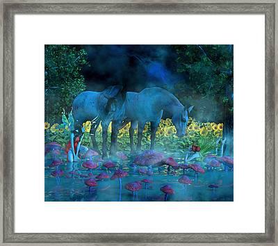 Enchanting Dreams Framed Print