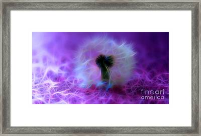 Enchanting Wishes Framed Print