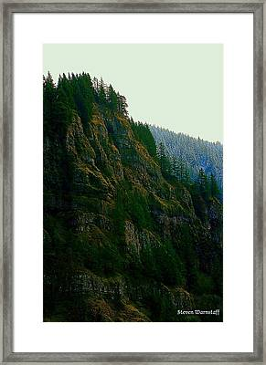 Enchantment 2 Framed Print by Steve Warnstaff