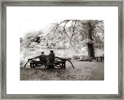 Enchantment Framed Print by Jessica Jenney