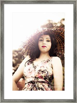 Enchantment Framed Print by Jorgo Photography - Wall Art Gallery