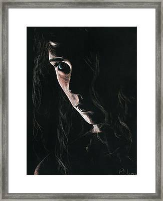 Enchantress Framed Print by Richard Young