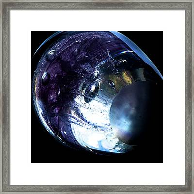 Framed Print featuring the photograph Encompass by Eric Christopher Jackson