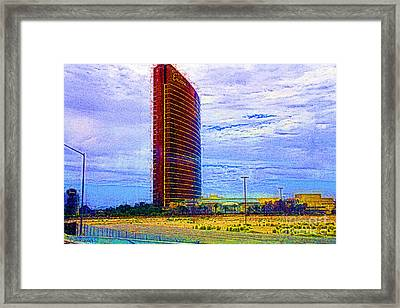 Encore Impression Framed Print by Brenton Cooper