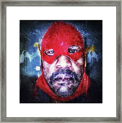 Encounters With Lord Harden Number One Framed Print