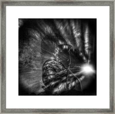 Encounters With Lord Harden Number Two Framed Print