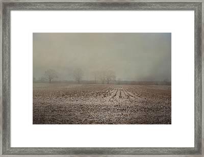 End Of A Season Framed Print by Jai Johnson