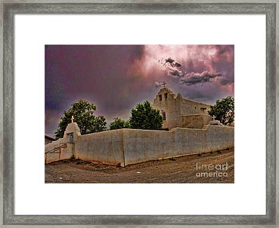 End Of Day Framed Print by Jim Sweida