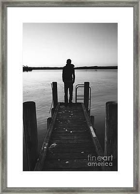 End Of Grey Days Framed Print by Jorgo Photography - Wall Art Gallery