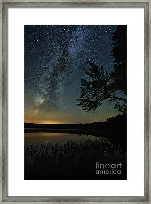 End Of Summer Framed Print by Scott Thorp