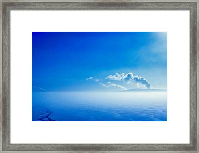 End Of The World Framed Print by Todd Klassy