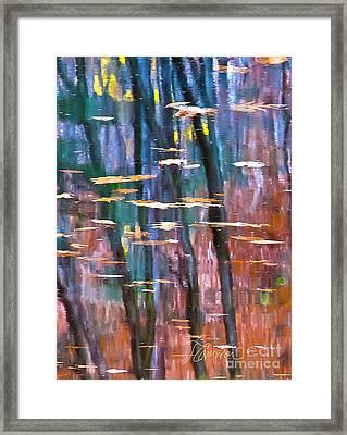 Enders Reflection Framed Print
