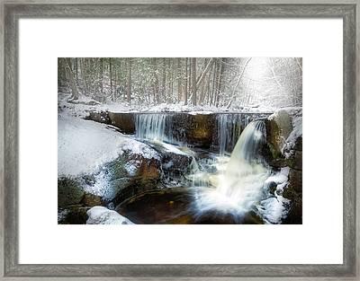 Enders Winter Framed Print